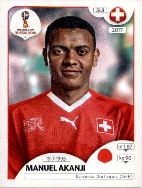Manuel Akanji Switzerland Futbol Futbolisty Sobytiya