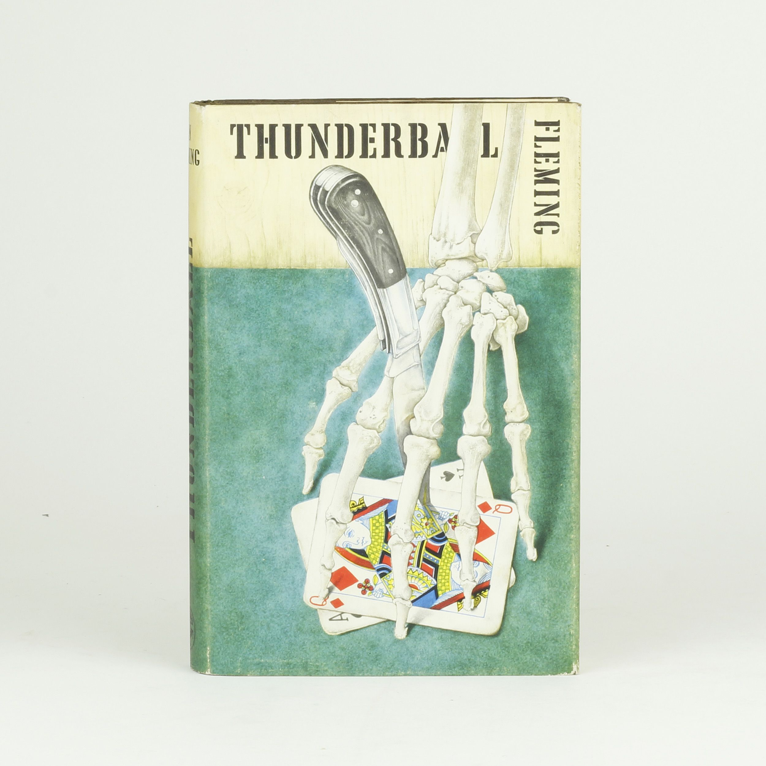 Thunderball By FLEMING, Ian - Jonkers Rare Books
