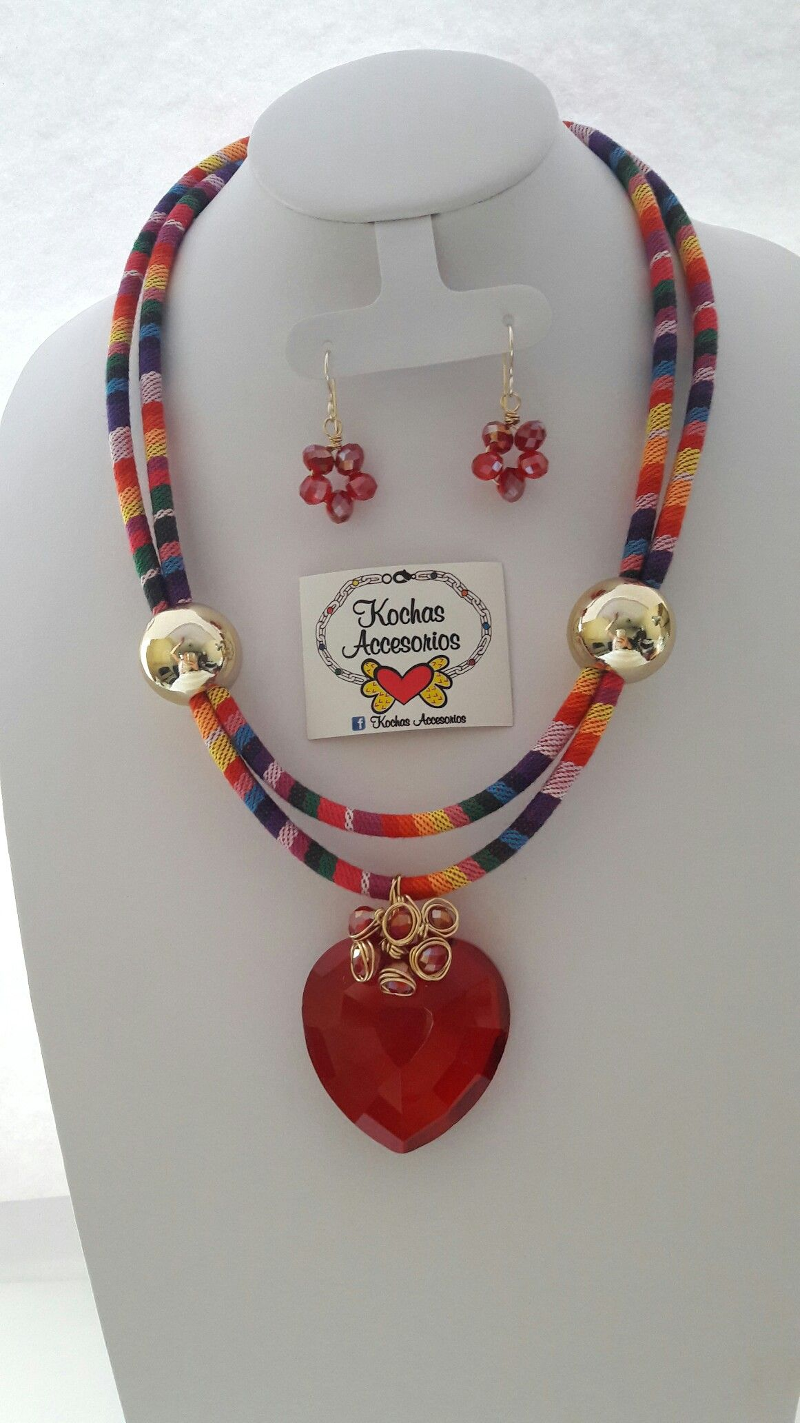 mejor servicio a7908 3edfe Fantasía collar | Necklace | Collar bisuteria, Collares ...