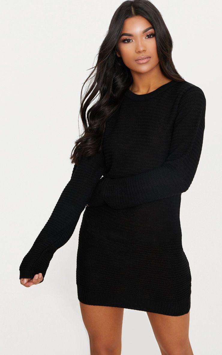 37++ Black jumper dress ideas