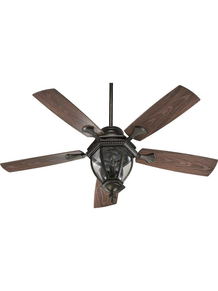 Baltic 52 Patio Ceiling Fan House Of Antique Hardware Ceiling