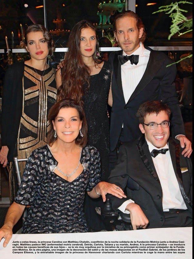 Gala of the Foundation Motrice, Paris