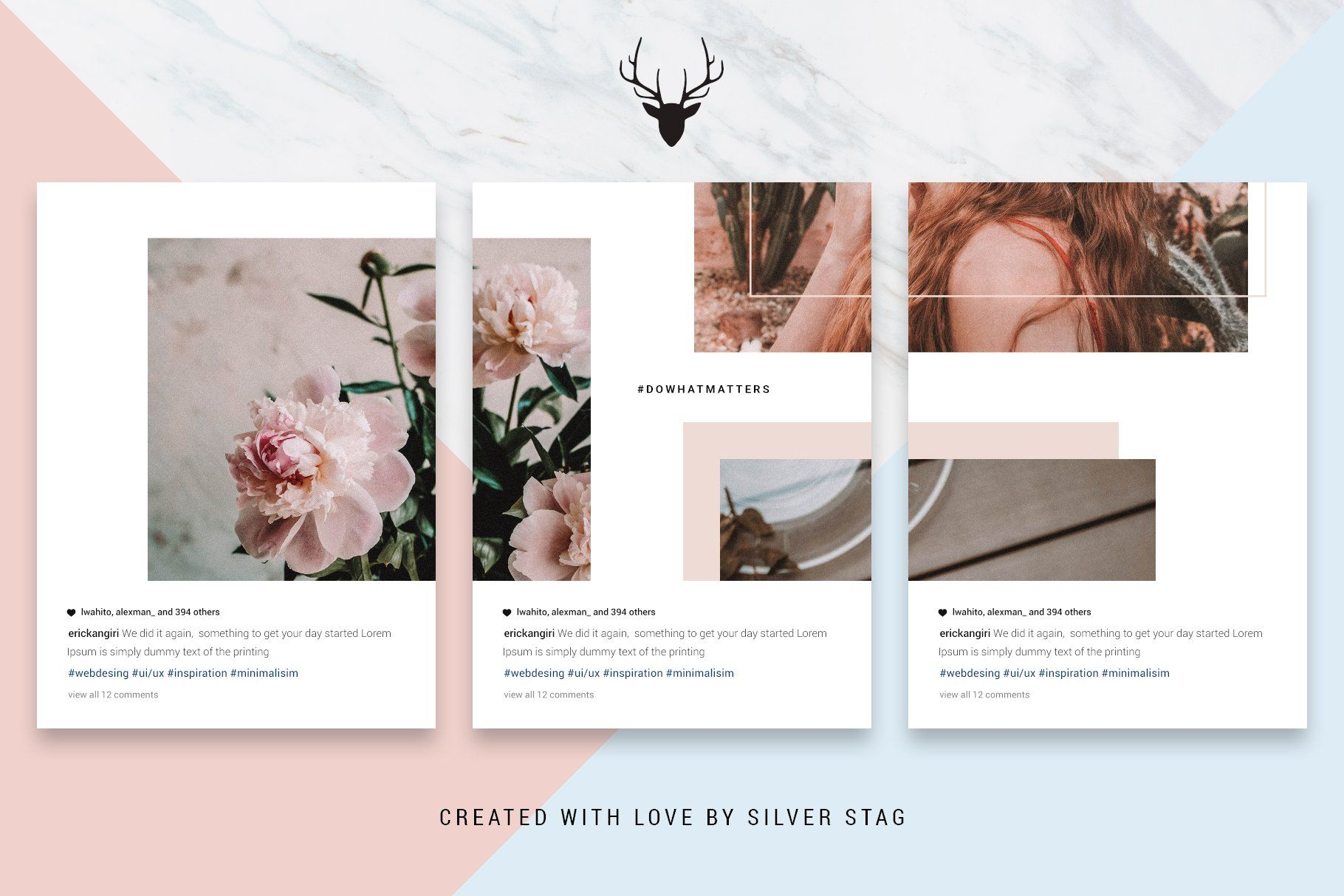 Insta Puzzle Bundle + FREE Updates by SilverStag on