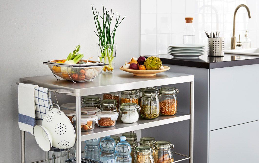Die Küche ist ein Alleskönner Und weil wir so viel Zeit in ihr - ikea küche metall