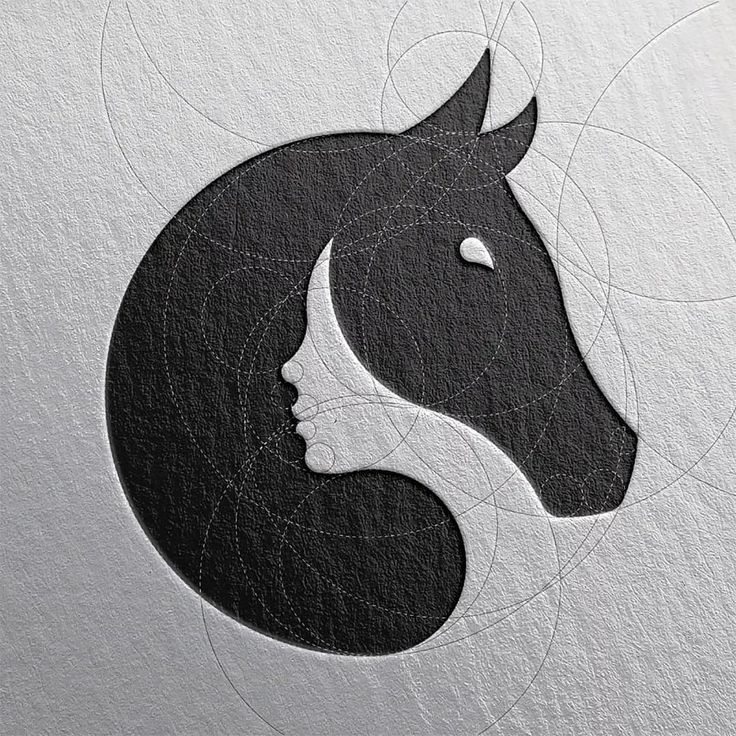 20 Clever Negative Space Logo Designs Daily design