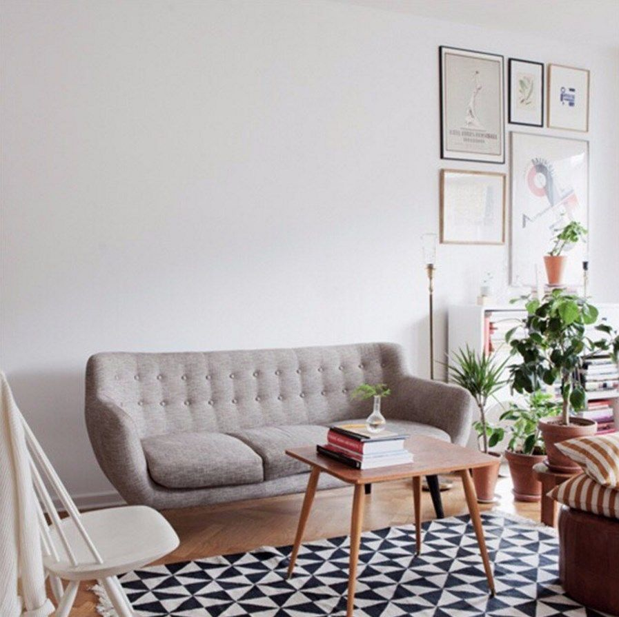 Anne in een retro interieur! #sofacompany | For the Home | Pinterest ...