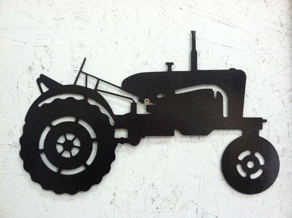 Metal Art Tractor : Tractor metal wall art z designs pinterest