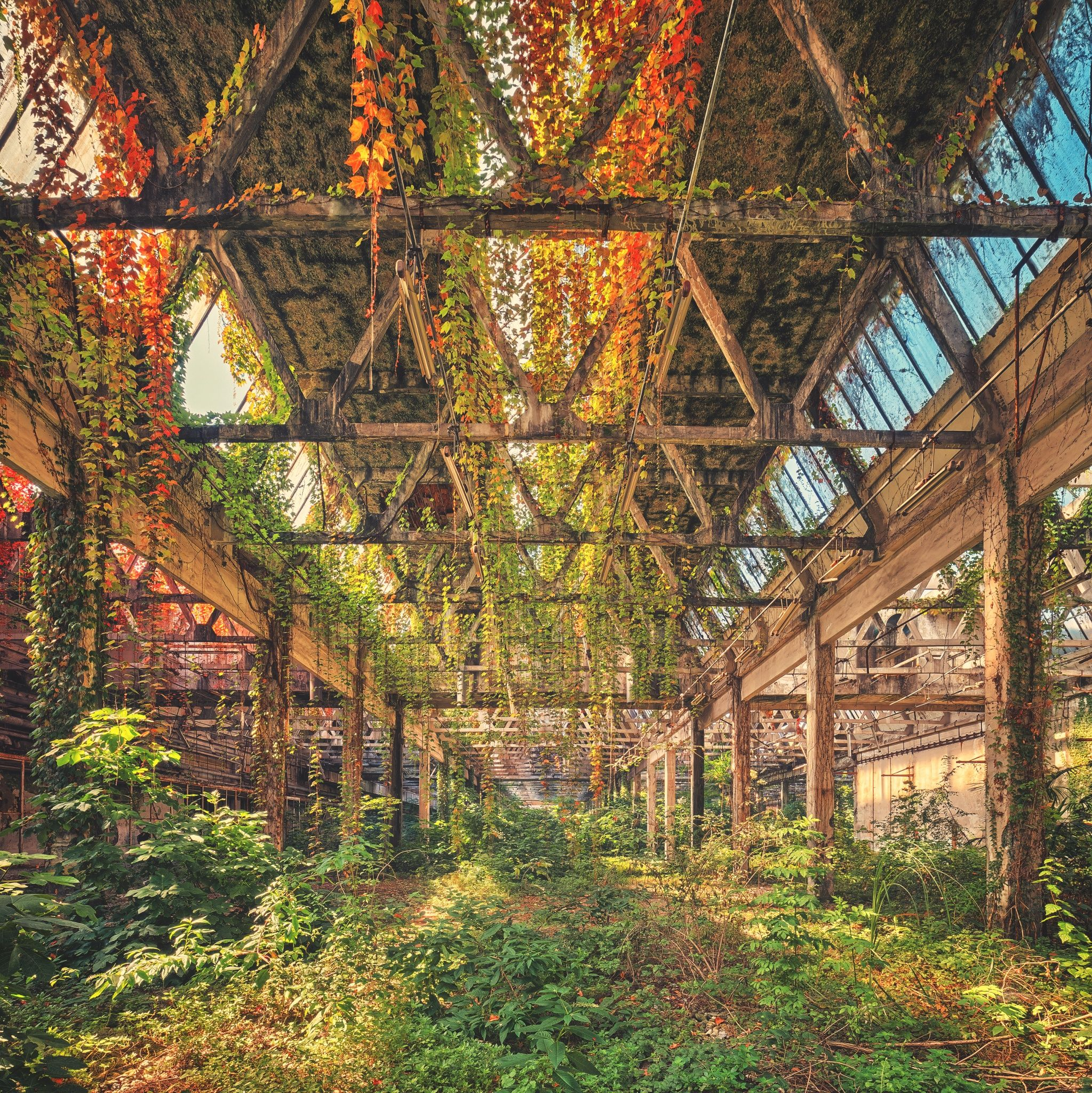 Abandoned Places, Old Abandoned