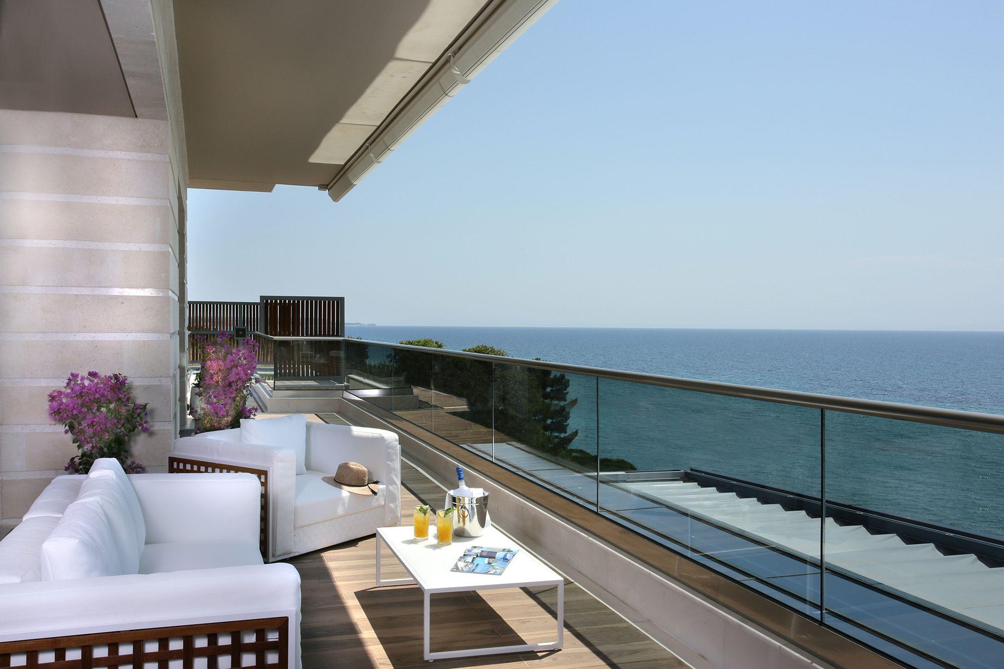 Royal Suite Balcony Hotel Spa