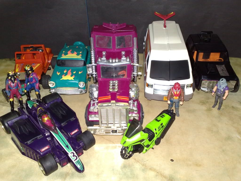 80s car toys  Listen to the radio show and watch s videos at htp