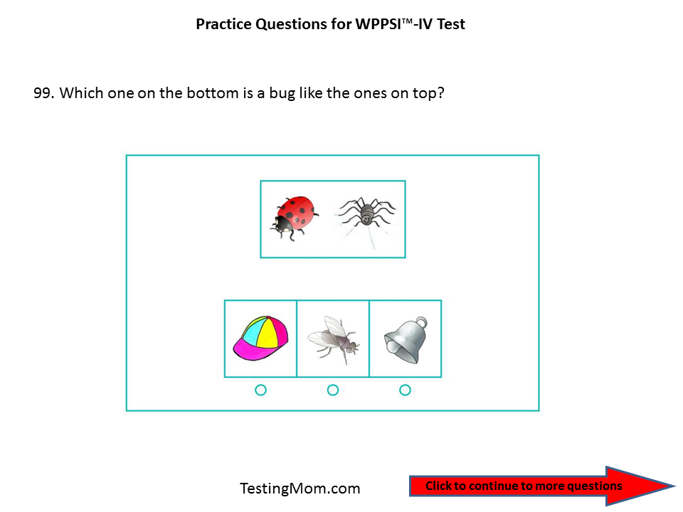 42 best The WPPSI® – III and the WPPSI® – IV Practice Questions ...