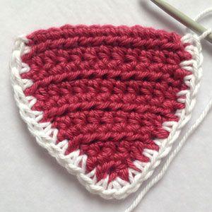 easy crochet bunting pattern