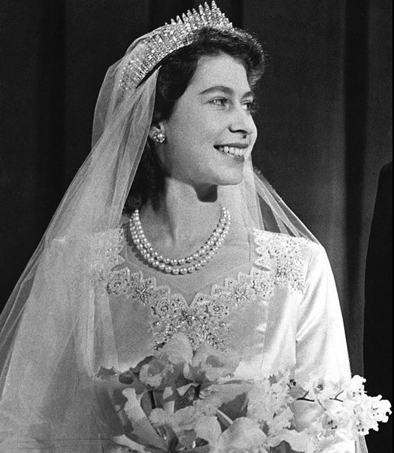 Known as the Queen Mum, Queen Elizabeth was married to the