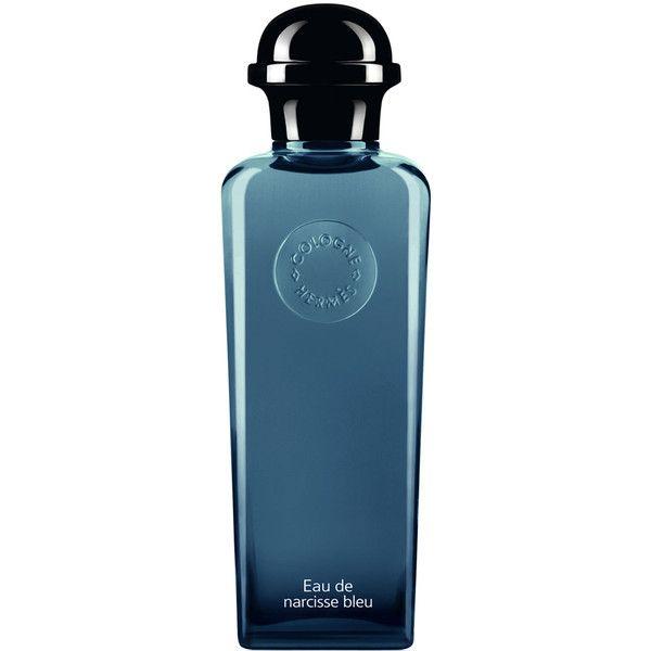 Herm?S Eau de narcisse bleu Eau de cologne spray ($129) ❤ liked on Polyvore featuring men's fashion, men's grooming, men's fragrance, men's cologne and mens grooming
