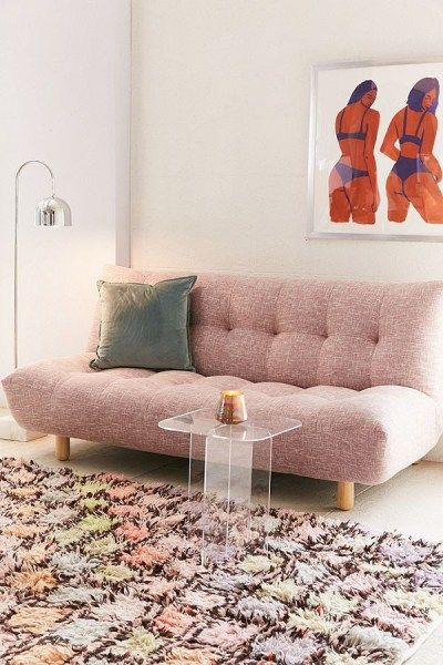 The 13 Best Sleeper Sofas for Small Spaces images