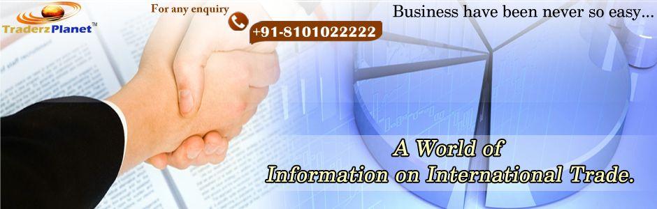 A World of Information on international #Trade