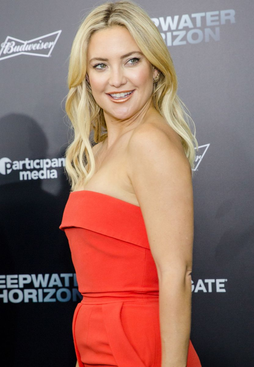 Look Of The Week Let Kate Hudson Inspire You To Rock A Copper Lip