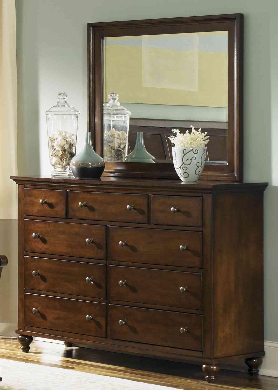 drexel bedroom set%0A Retro Liberty Furniture Hamilton Piece Sleigh Bedroom Set