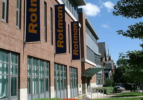Enjoyable University Of Toronto Rotman School Of Management B Download Free Architecture Designs Parabritishbridgeorg