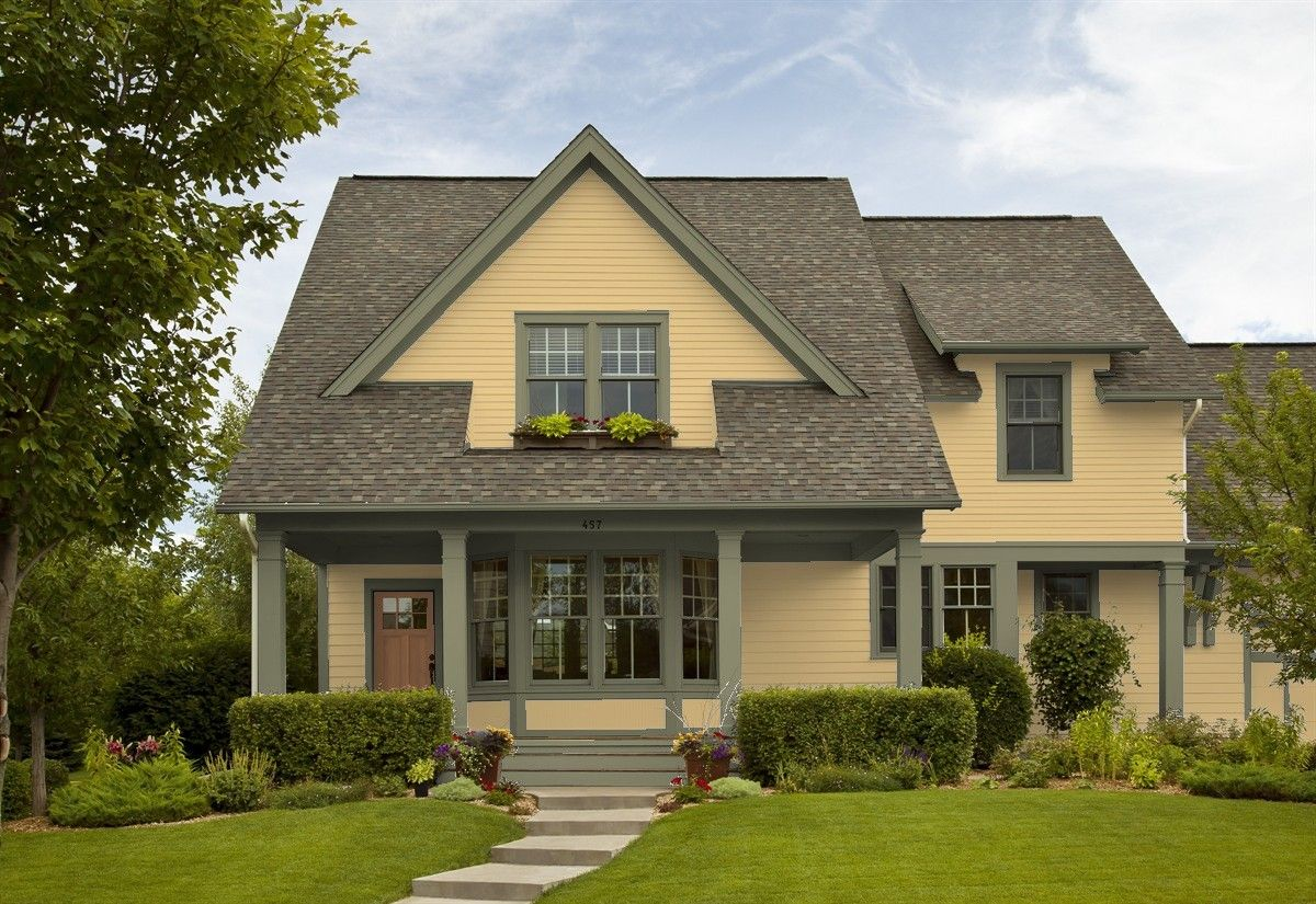Find Your Color Benjamin Moore Exterior House Paint Color Combinations Best Exterior House Paint Exterior Paint Colors For House