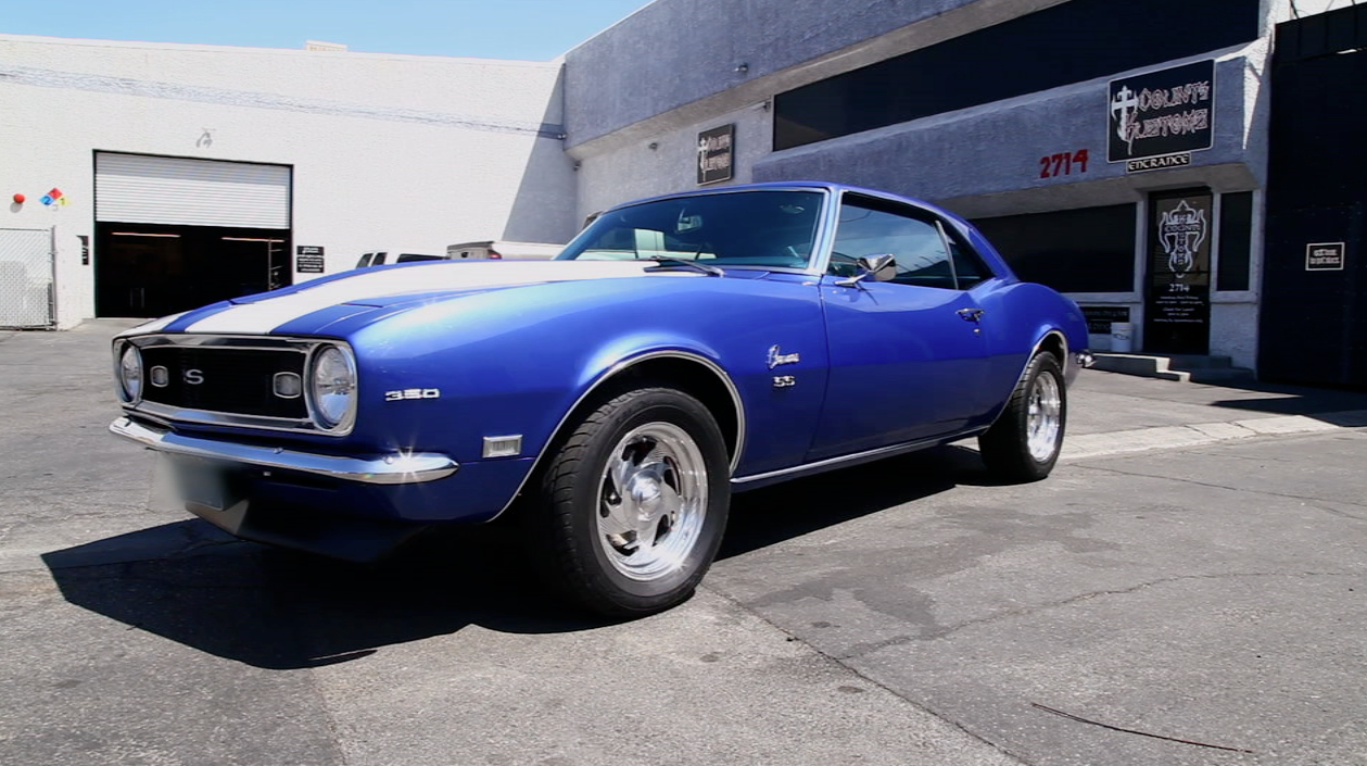 1968 camaro ss as seen on the history channel s counting cars read more for the