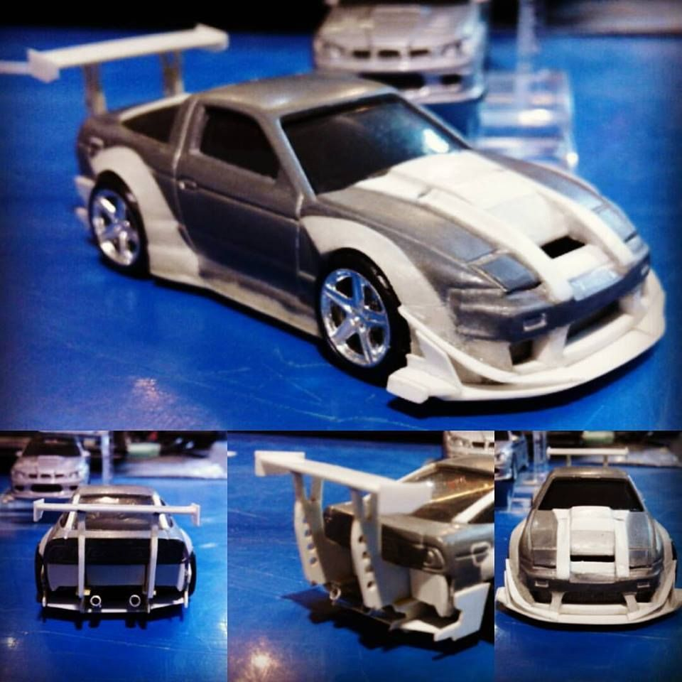 Mass Putra Rocket Bunny WIP Custom hot wheels, Hot