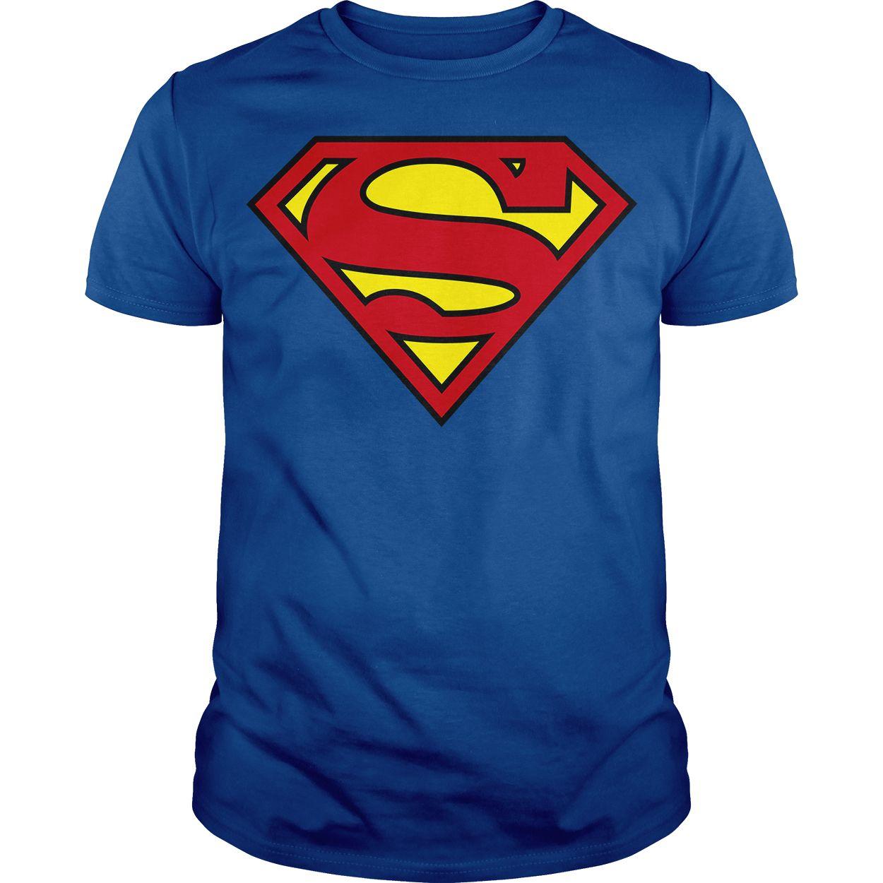Superman Mexican Shield Symbol DC Comics Adult Tank Top
