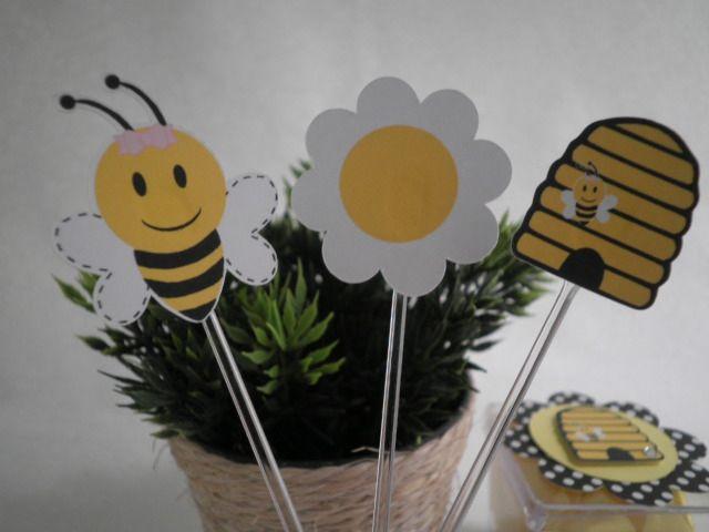toppers abelha - Pesquisa Google