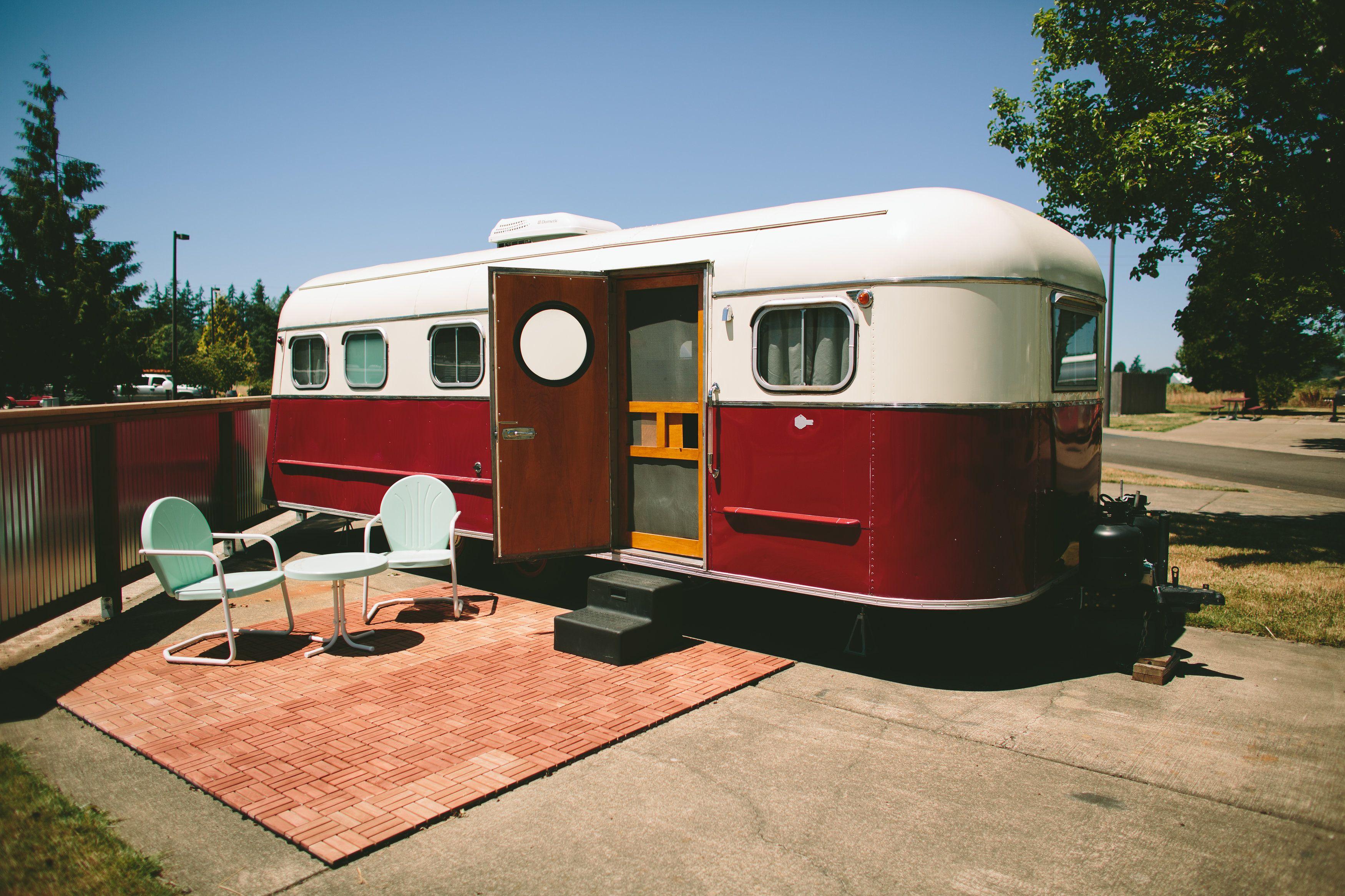 The Vintage Trailer Park Rentals Willamette Valley