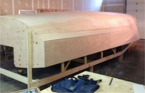 Didi 950 Radius Chine Plywood Boat Plans Sailboat