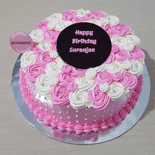 Generator With Birthday Cake Name