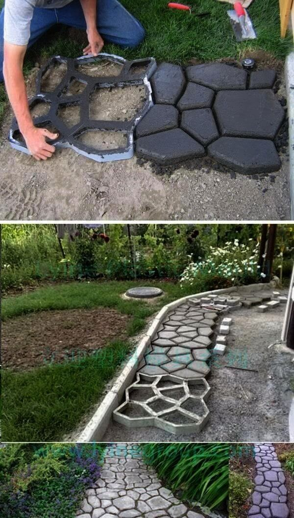Backyard Concrete projects that allow you to enhance your outdoor space on a budget  32 DIY Backyard Concrete projects that can add value to your outdoor space When it co...