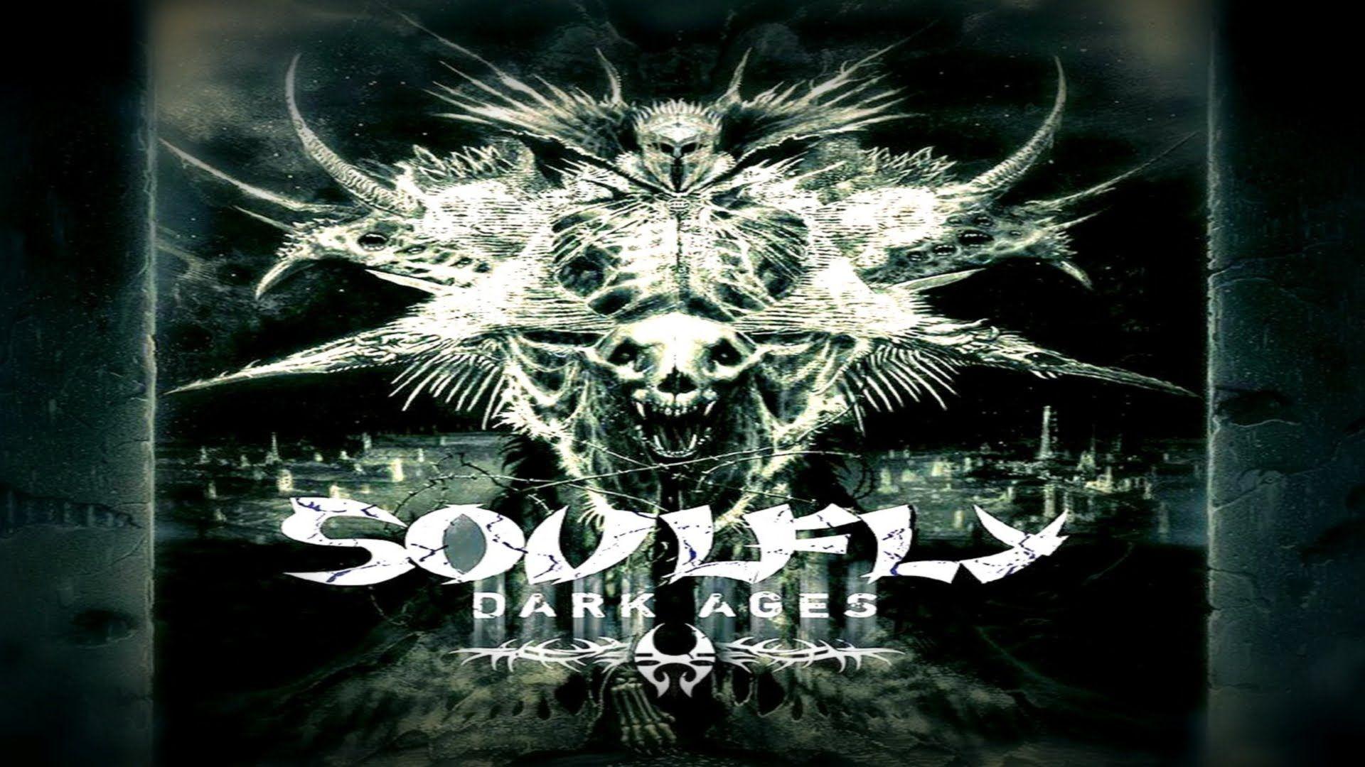 Soulfly Dark Ages 2005 Full Album Con Imagenes Edad