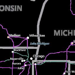Oak Park Chicago Map.Oak Park Il Interactive Weather Radar Map Accuweather Com