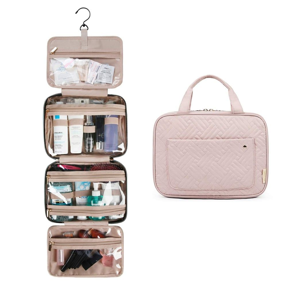 BagSmart Toiletry Bag Travel Bag in 2020 | Toiletry bag travel, Hanging toiletry  bag, Toiletry bag