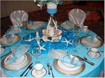 decoration mariage theme mer recherche google d corations de table pinterest mariage and. Black Bedroom Furniture Sets. Home Design Ideas