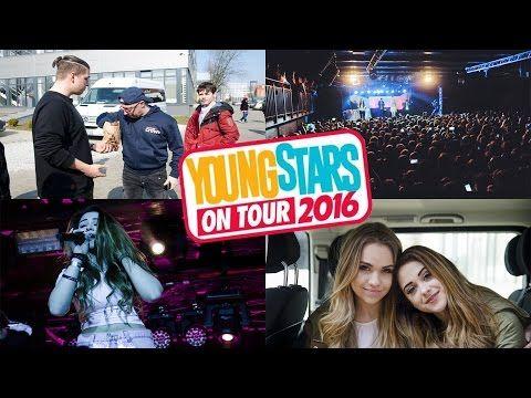 Young Stars On Tour 2016 Katowice Olciiak Spa Food Katowice Youtube