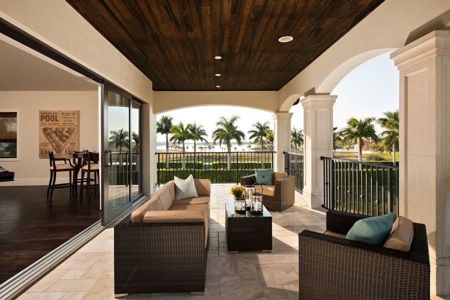 30 favolosi esempi di porticati moderni portico moderno for Armadi design moderno