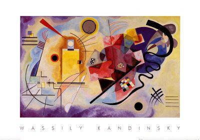 المدرسة التجريدية او الرسم التجريدى منتديات غيوم الثقافيه Kandinsky Art Wassily Kandinsky Kandinsky