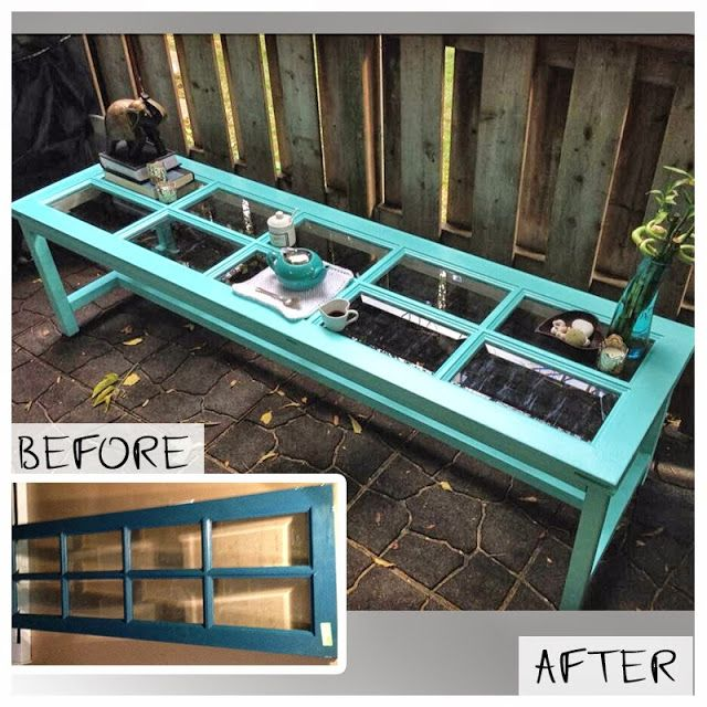 Upcycling Unhinged A French Door Turned Coffee Table *Tutorial* ~ Marketplace Events & Upcycling Unhinged: A French Door Turned Coffee Table *Tutorial ...
