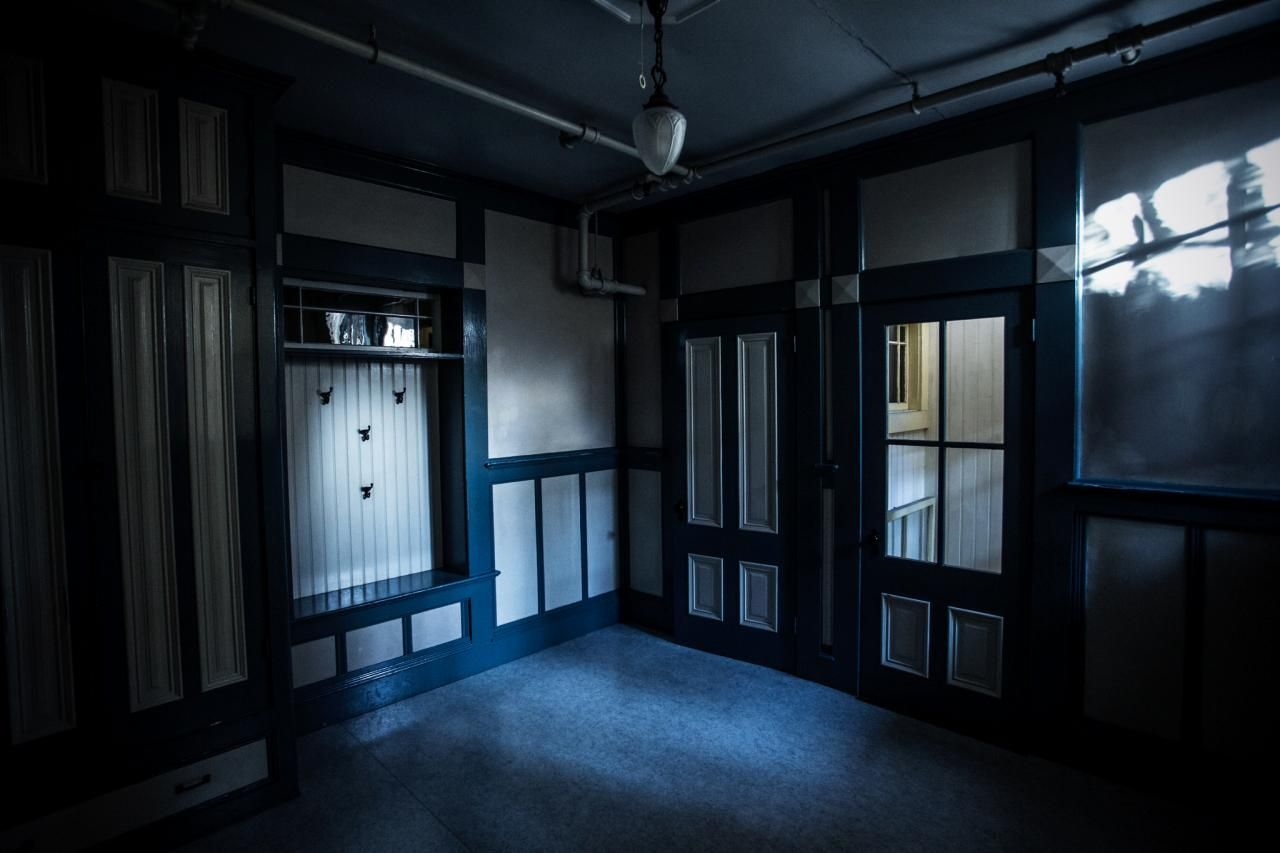 Photo Of Inside Seance Room Winchester House Ghost Adventures