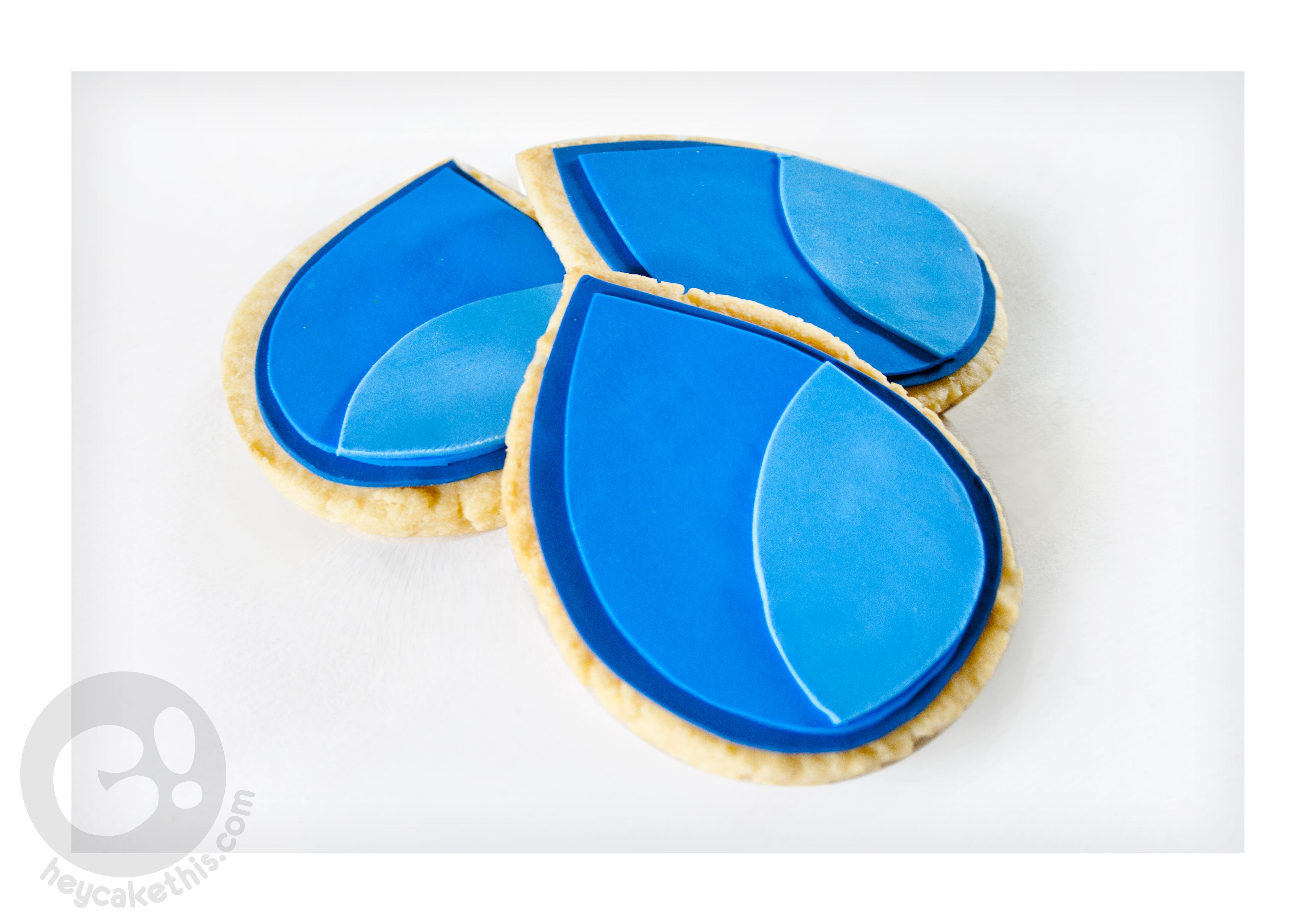 Lapis Lazuli cookies inspired by the cartoon Steven Universe | Sweet  treats, Lapis lazuli, Lapis
