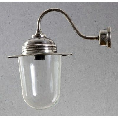 Stanmore Wall Lamp Antique Silver Outdoor Wall Lighting Wall Lights Wall Lamp