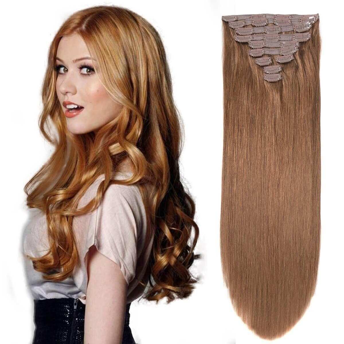 For Lovers Of True Hair Luxury We Present Zala 26 Inch Clip In