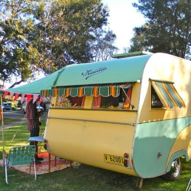 Vintage Caravan Style Book Review Vintage Caravans