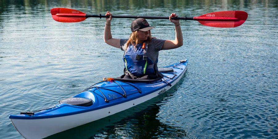 How to Paddle a Kayak Basic Strokes Kayaking, Paddle