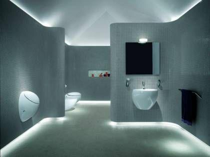Badezimmer trends ~ Neue trend für das badezimmer: betonoptik