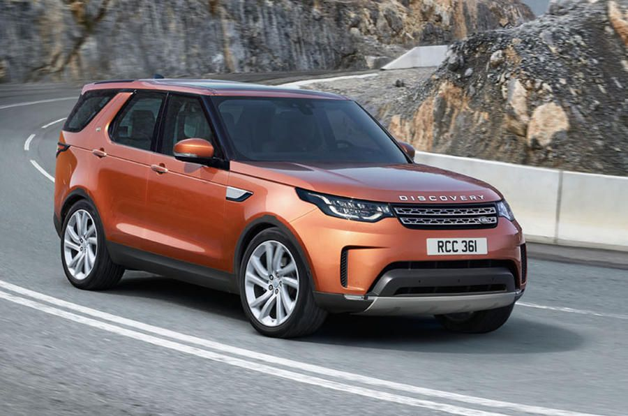 2017 Land Rover Discovery video, specs and prices Land