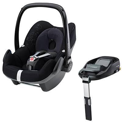 Maxi Cosi Pebble Car Seat Familyfix Base Total Black 239 99 Car Seats Baby Wish List Baby Car Seats