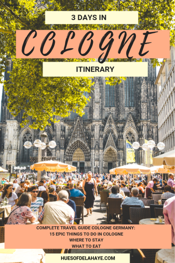 Weekend In Cologne Germany The Perfect Cologne City Break Europe Travel Places To Travel Cologne Germany